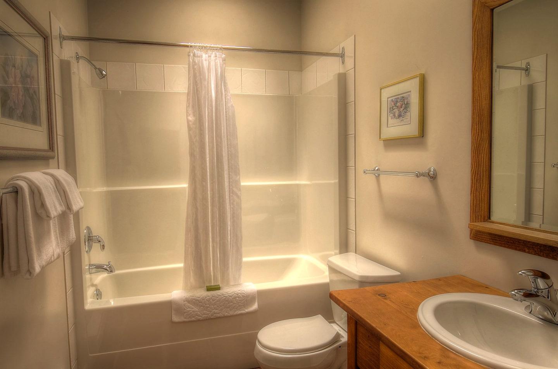 Two Bedroom Standard Suite Bathroom