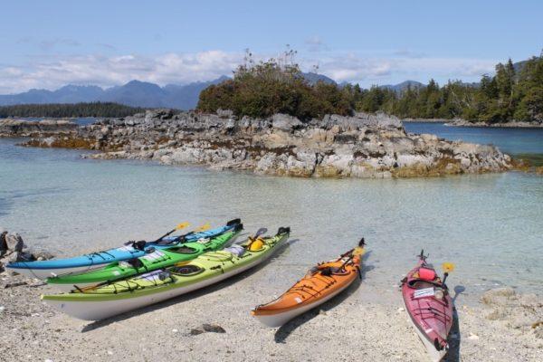 Things to do: Ocean Kayaking in Ucluelet & Tofino